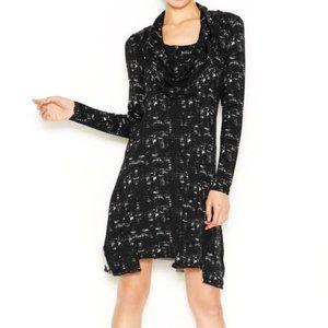NWT Kensie long sleeve dress